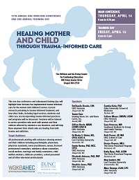 Healing Mother And Child Through Informed Child