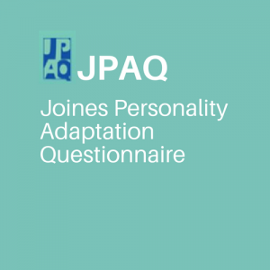 Joines Personality Adaptation Questionnaire