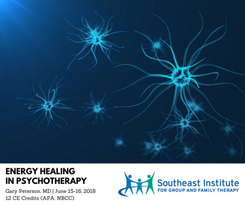 Energy Healing in Psychotherapy