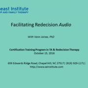 Facilitating Redecision Audio