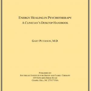 Energy Healing In Psychotherapy A Clinician's Desktop Handbook