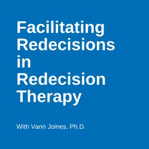 Facilitating Redecisions Video