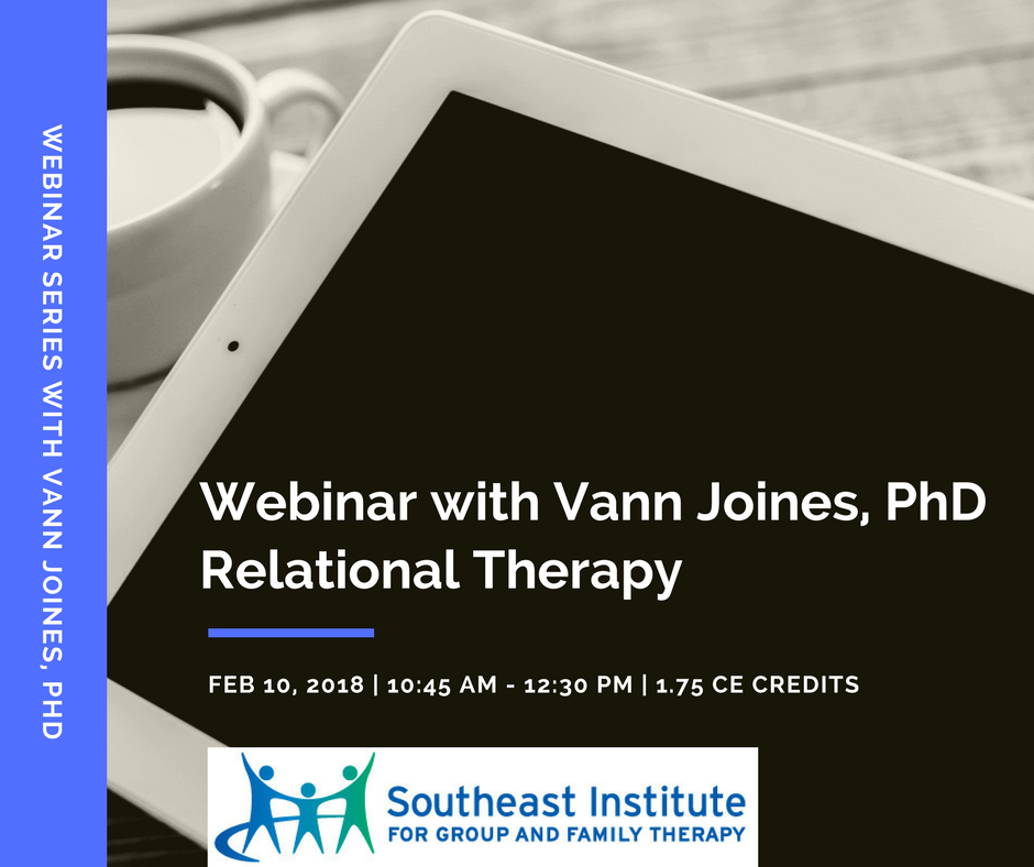 Relational Therapy Webinar