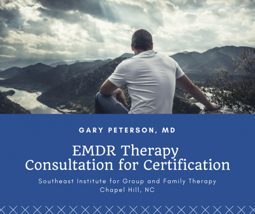EMDR Therapy Consultation Certification