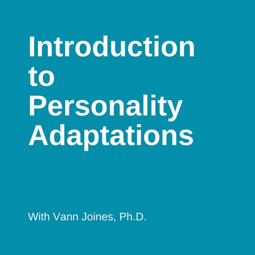 Personality Adaptations Audio